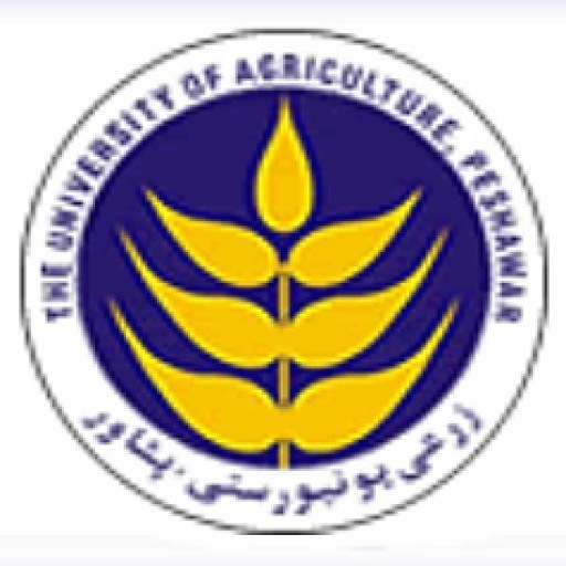 North West Frontier Province Agricultural University logo