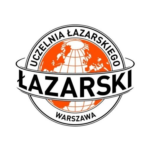Lazarski School of Commerce and Law logo