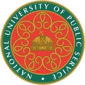 National University of Public Service logo