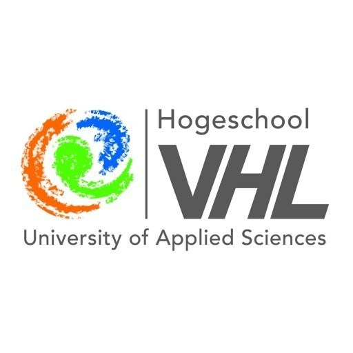 VHL University of Applied Sciences logo